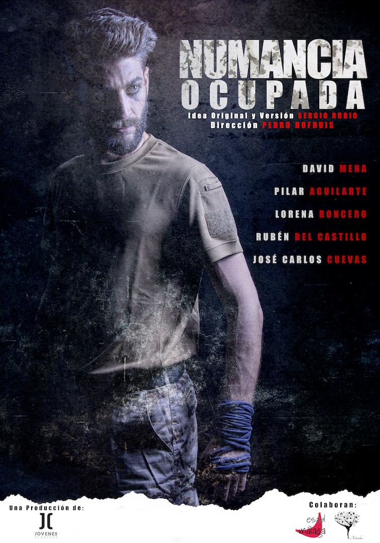Numancia Ocupada 100x70 04