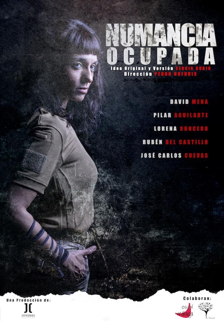 Numancia Ocupada 100x70 05